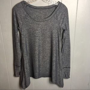 Lululemon Long Sleeve Swing Top